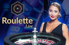 Spil live roulette hos Casinosjov