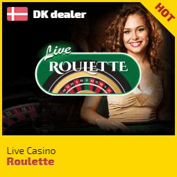 Danske dealere på live casino hos spilnu.dk