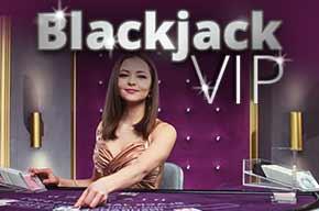 Spil VIP blackjack - live!